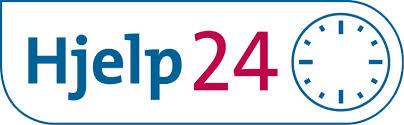 hjelp 24 logo