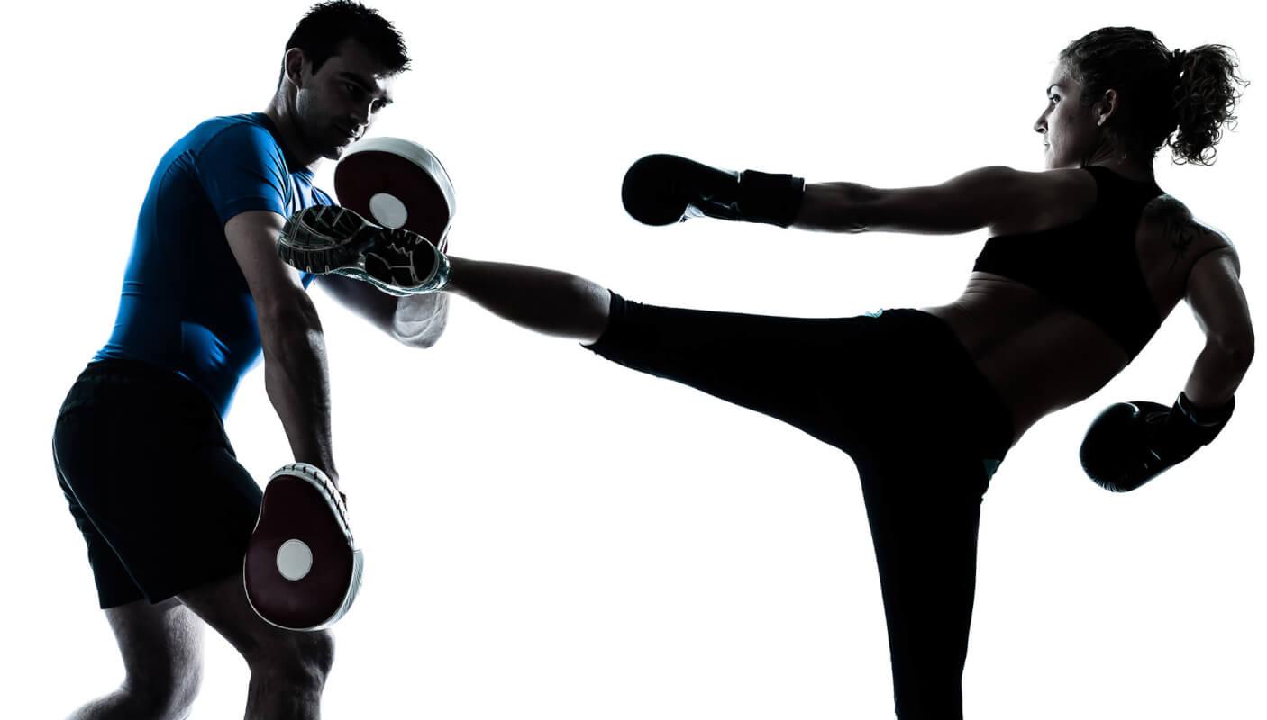 Kickboxing på Røa og Hovseter